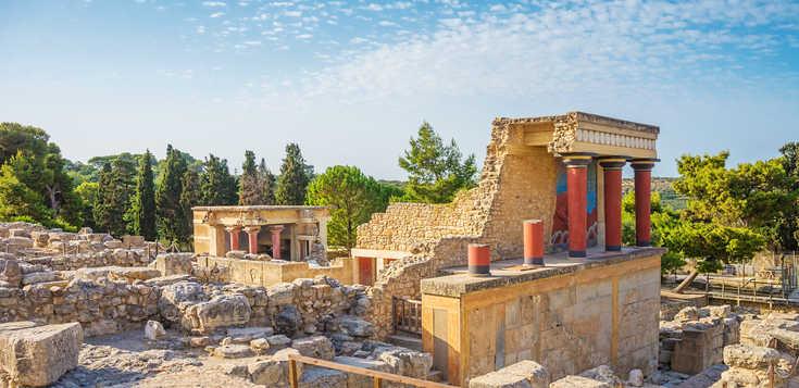 Im Herzen Kretas: Schluchten, Strände und Antike