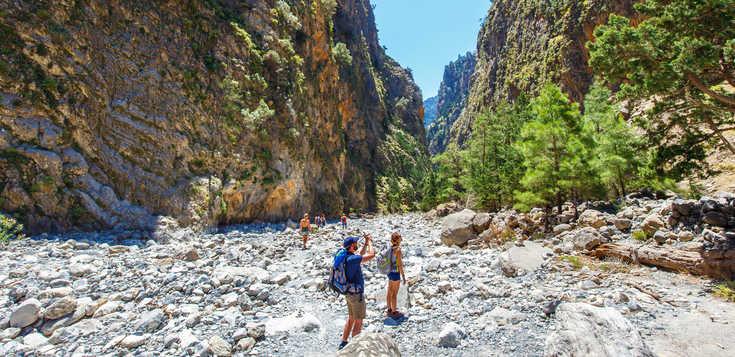 Kreta - Weiße Berge und wilde Küste