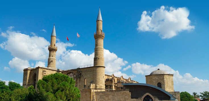 Zypern total - Orient trifft Okzident