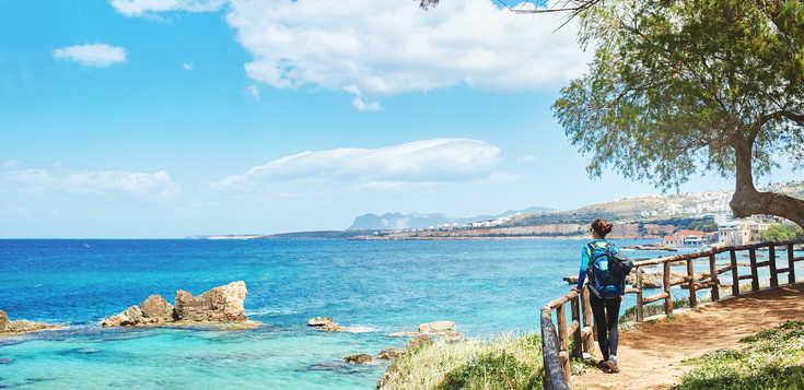 Aktiv und entspannt auf Kreta