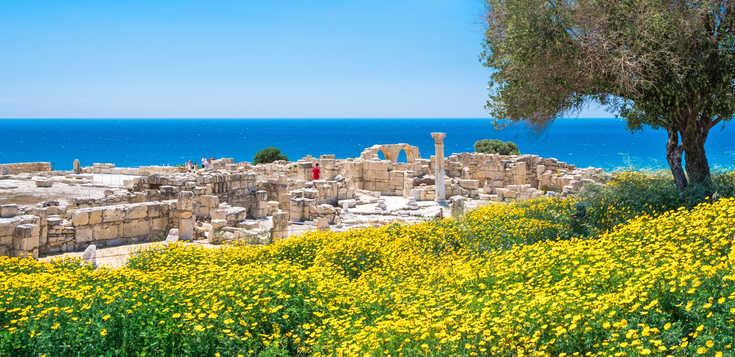 Zypern im Frühling