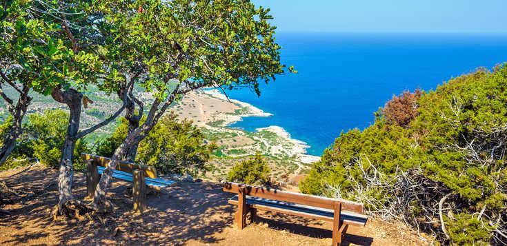Mit Aphrodite, Thymian und Koriander - Wandern & Kochen auf Zypern