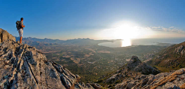 Korsika: Ile de Beauté - ein Gebirge im Meer