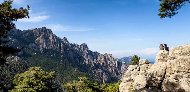 Korsikas Süden - wie aus einem Bilderbuch