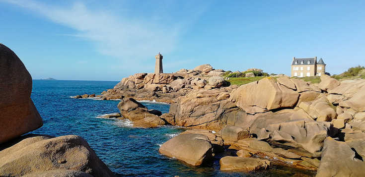 Frankreich: Vom Atlantik geküsst - die Bretagne