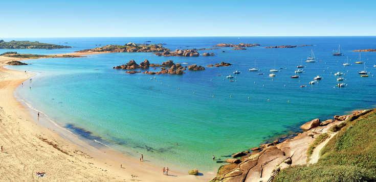 Traumküsten der Bretagne