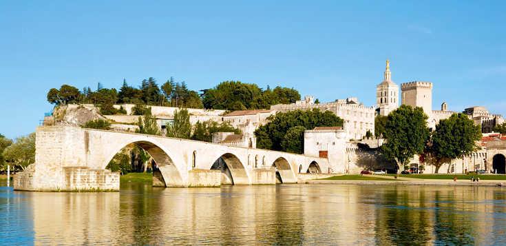 Natur und Kultur in der Provence