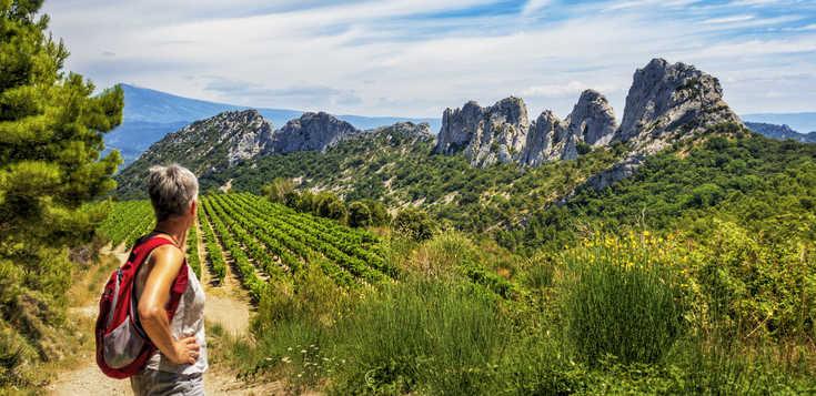 Wanderwoche in der Provence