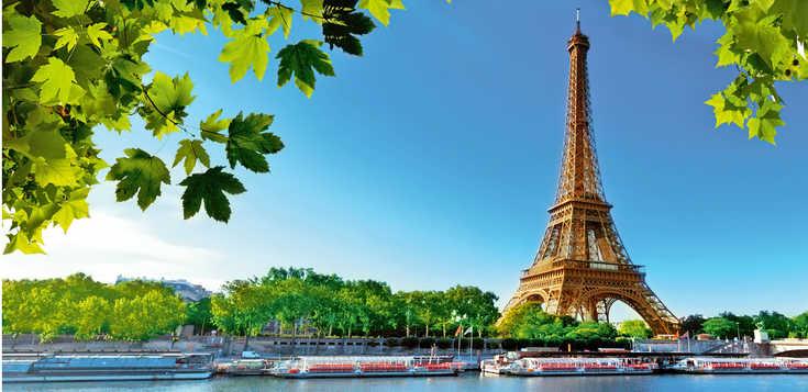 Paris erwandern - oui!