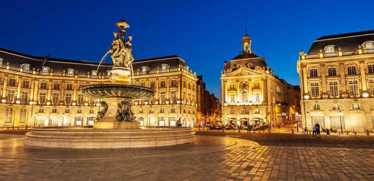 Bordeaux - mondän und entspannt ins neue Jahr