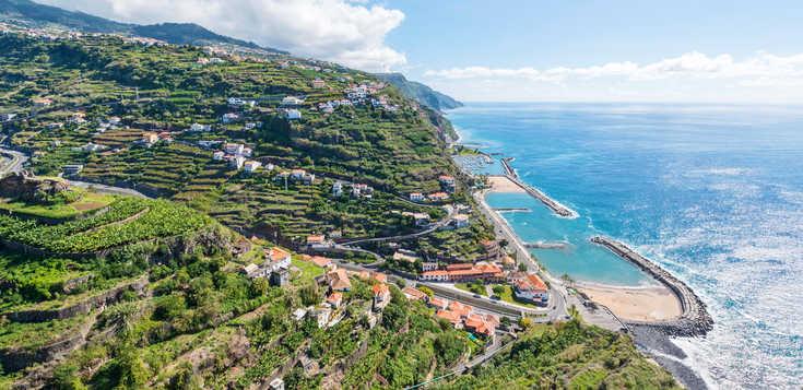 Madeira: Zu Gast auf einem Weingut
