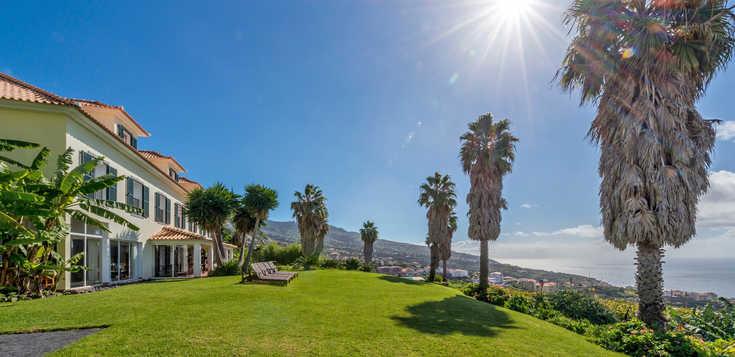 Madeira: Quinta Alegre - Madeiras sonniger Südwesten