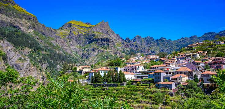 Madeira: Wandern und Genießen in Madeiras Süden