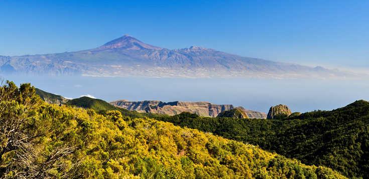 La Gomera: Von Grün zu Blau