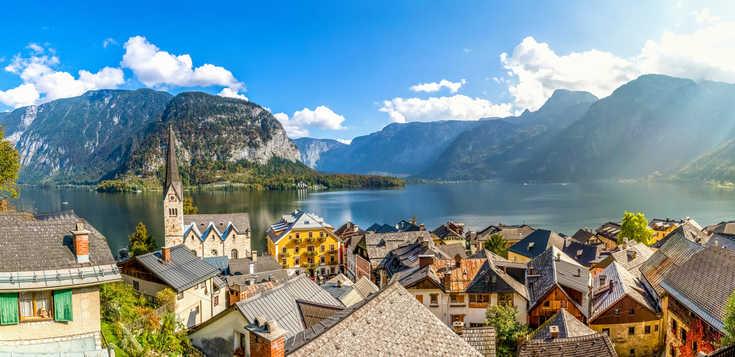 Österreich: Bildschöne Seen im Salzkammergut!