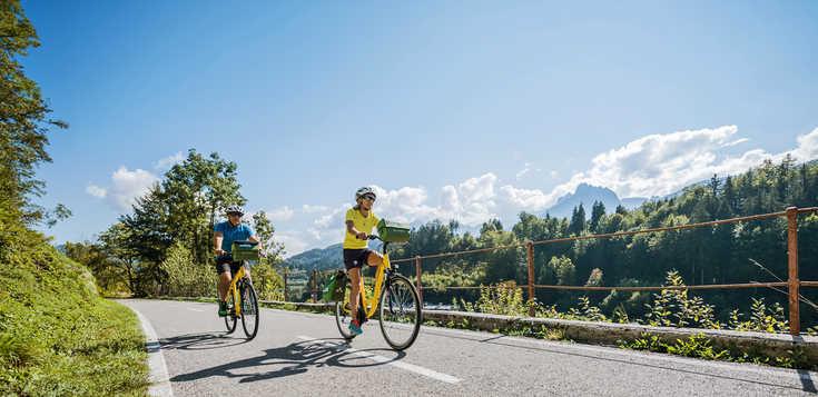 Österreich/Italien: Der Alpe-Adria-Radweg