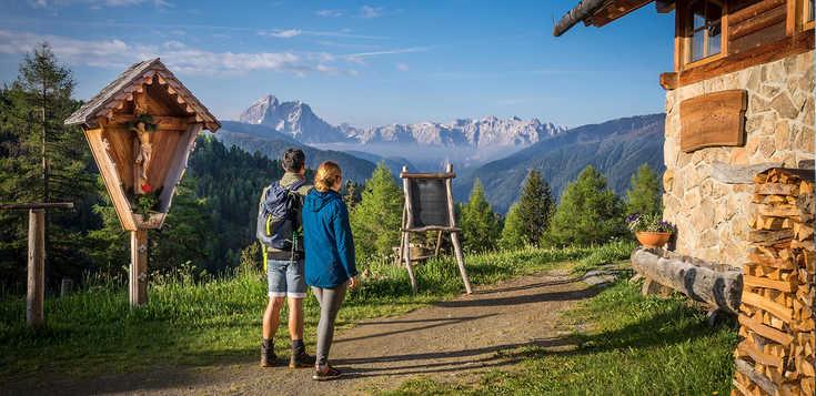 Italien - Südtirol: Wanderwoche im Lüsnerhof