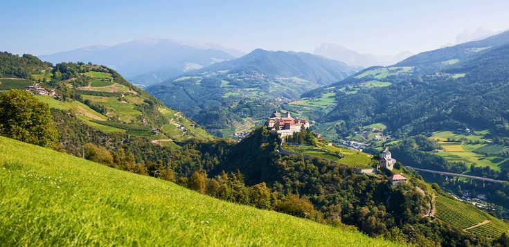 Italien: Südtirol - von Brixen nach Meran