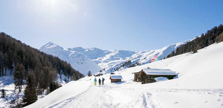 Italien - Südtirol: Im Bann des Ortlers – Winterurlaub im Vinschgau
