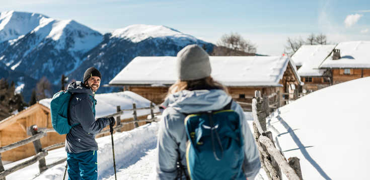 Italien - Südtirol: Winterspaß im Lüsnertal