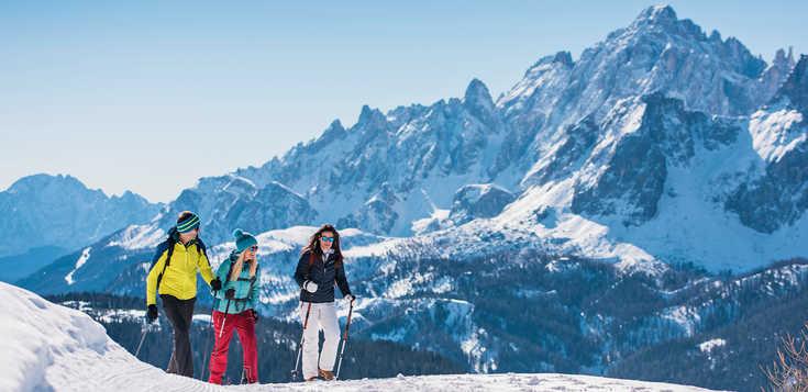 Italien - Südtirol: Vielfalt pur: die Winterwelt des Hochpustertals