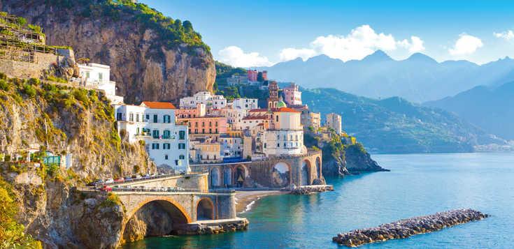 Italien: Amalfiküste - Bella Italia wie im Film 9-tägig