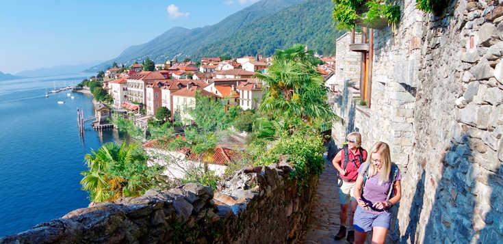 Italien: Lieblich & wild - der Lago Maggiore