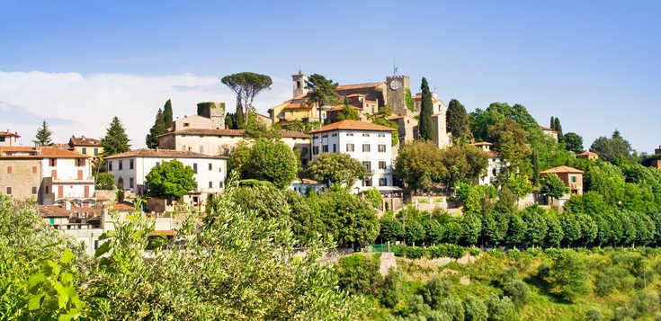 Italien: Toskana à la carte