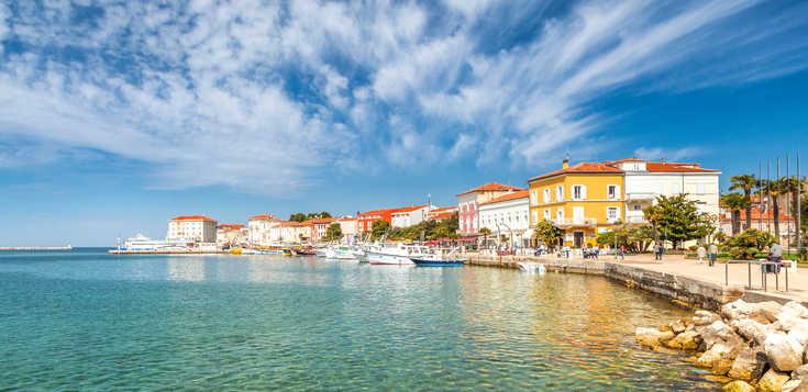 Italien: Von Venedig nach Poreč