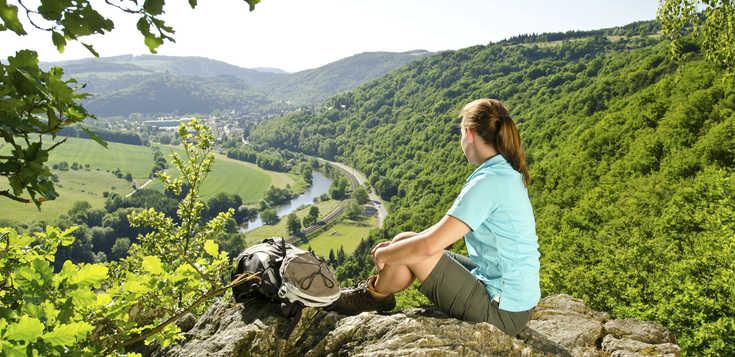 Deutschland: Kurztrip Lahnwanderweg