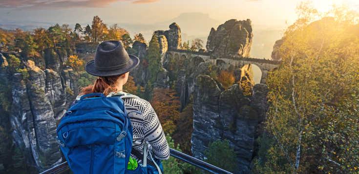 Deutschland: Sächsische Schweiz und Malerweg - Parkhotel Bad Schandau