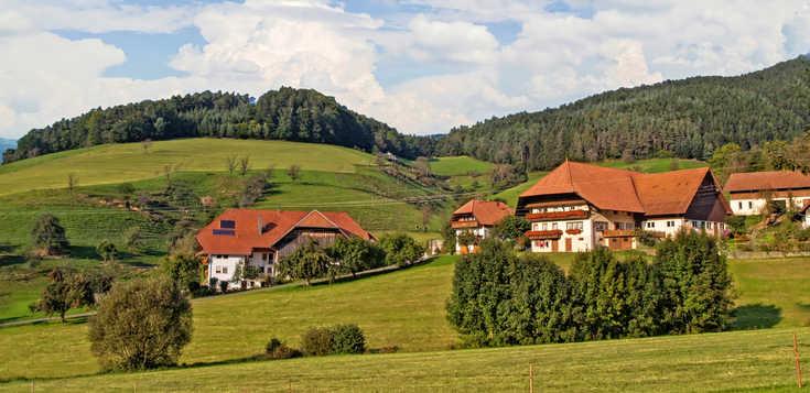 Deutschland: Der Südschwarzwald-Radweg