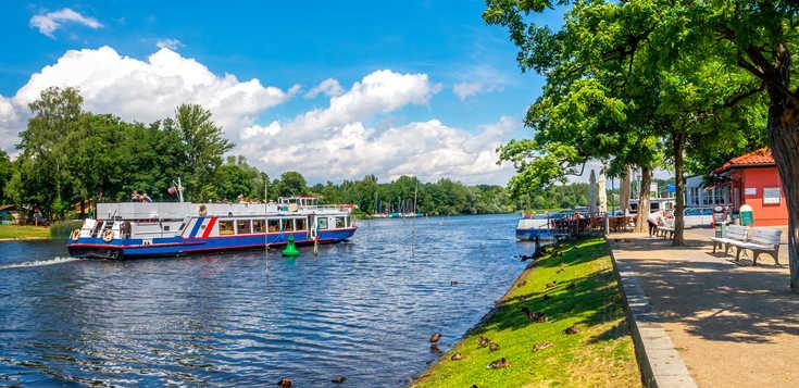Deutschland: Schlösser- und Seentour im Havelland