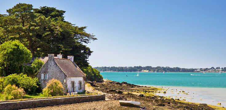 Frankreich: Bretonische Inselwelt im Golf von Morbihan