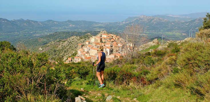 Frankreich: Faszination Balagne - durch den Garten Korsikas