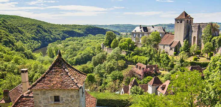 Frankreich: Quercy - Dordognetal für Genießer