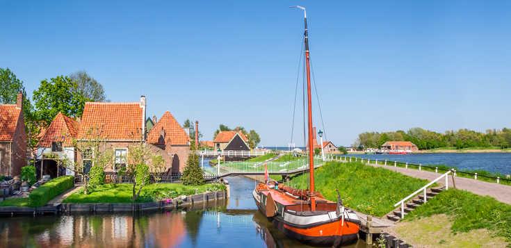 Niederlande: Rund ums IJsselmeer - der goldene Zirkel