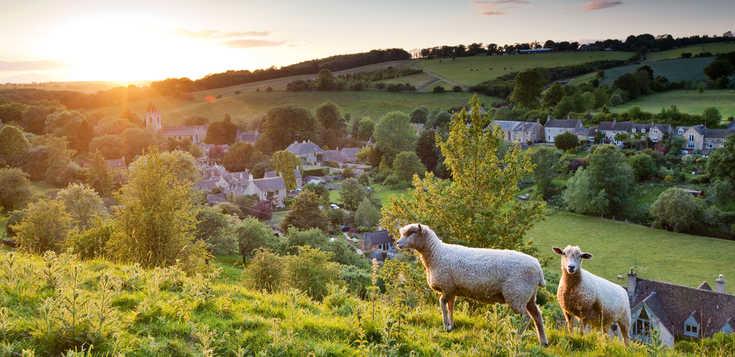 Großbritannien: Die Cotswolds - das Herz Englands