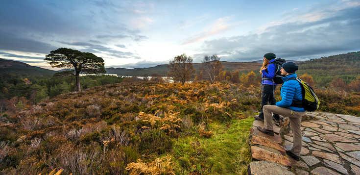 Großbritannien: Schottland – Great Glen Way & mehr