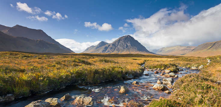 Großbritannien: Schottland - West Highland Way