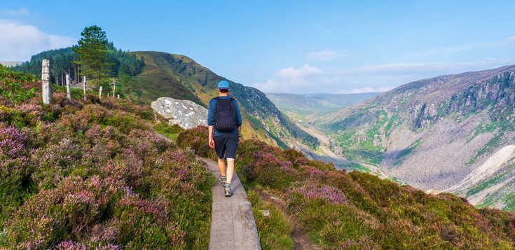 Irland: Die Wicklows – Berge, Täler, Seen & Kultur