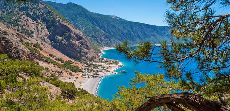 Griechenland: Kretas Westen: Berge · Schluchten · Buchten - 8-tägig (1. Teil) - Vamos - Loutro