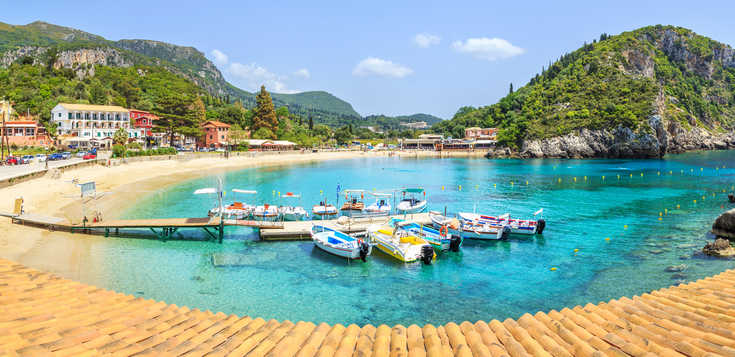 Griechenland: Korfu - grüne Perle im Mittelmeer