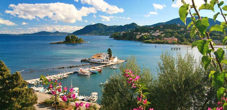 Korfu – grüne Insel Griechenlands