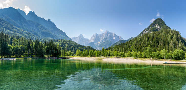 Slowenien: Julische Alpen - Faszinierende Berge!