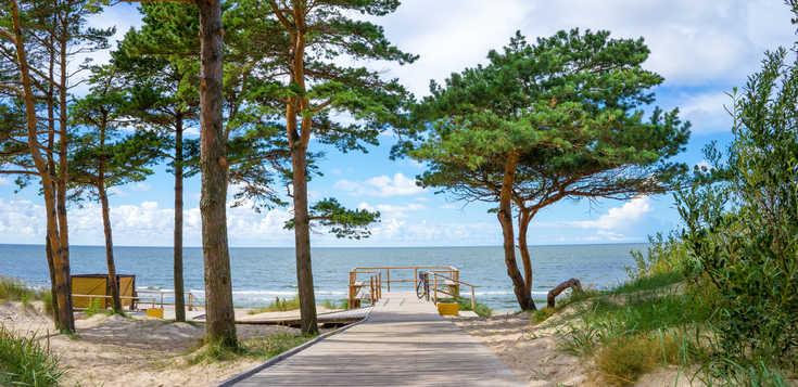 Litauen: Natur pur – Kurische Nehrung und Memelland