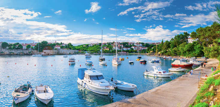 Kroatien: Inselhüpfen in der Kvarner Bucht (MS Kalipsa)