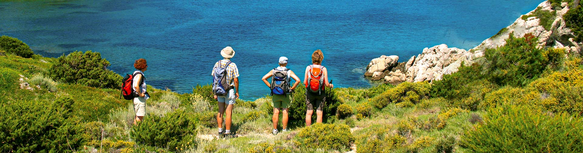 Wandern & Rad fahren auf Korfu | Korfu-Trail |Natur pur