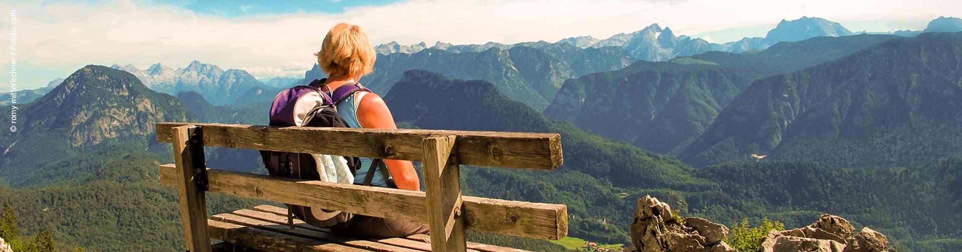 Wandern In Bayern Frankenweg Alpenquerung Watzmann