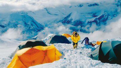 Cho Oyu (8201 m): Wikinger-Expedition zum sechsthöchsten Berg der Erde